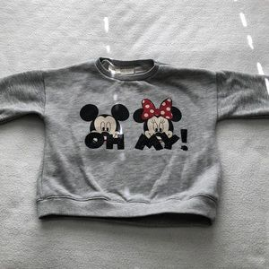 DISNEY OH MY! BABY PULLOVER